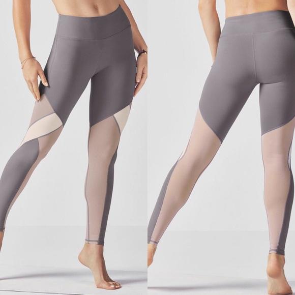 baaa3ebcab969c Fabletics Pants | Salar Mesh Powerhold Leggings | Poshmark